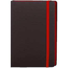 Carnet INE21 CODE BLACK COLORE ROUGE