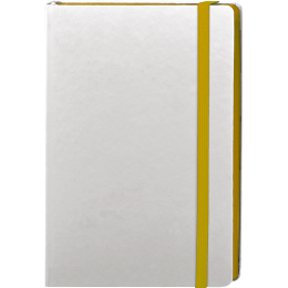 Carnet INE21 CODE WHITE COLORE ORANGE